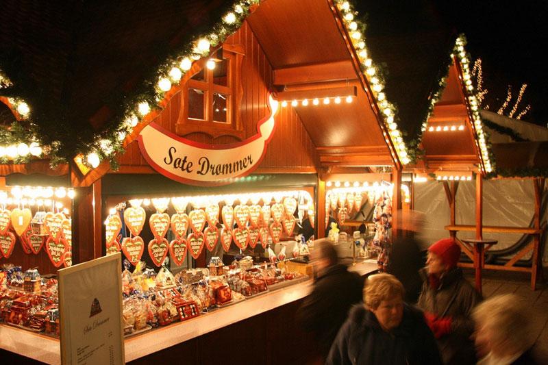 Oslo, tra luci e mercatini di Natale