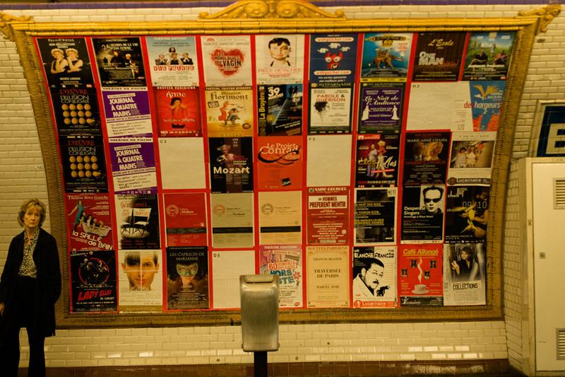 Tutti a bordo: giro d'Europa in metró