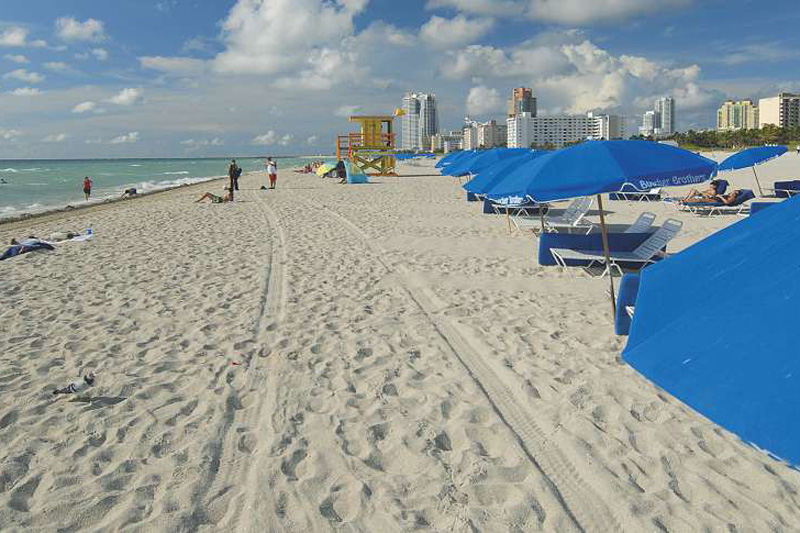 Tendenza Miami: divertirsi negli Usa