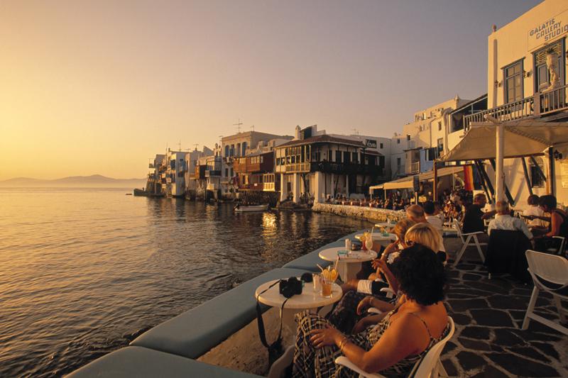 Raffinata ed elegante: l'altra faccia di Mykonos