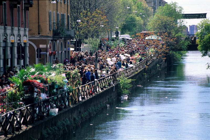 Milano, tour per i vegetariani