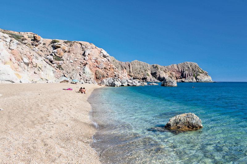 Milos l 39 isola di luce e porcellana gallery immagine 7 for Grecia vacanze