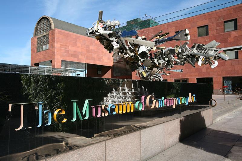 Los Angeles: è di scena l'arte