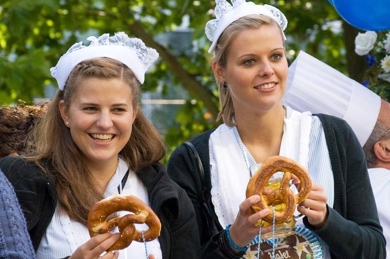 Oktoberfest, e Monaco alza il boccale