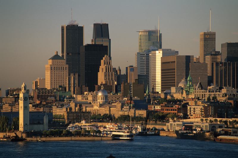 Montréal: due metropoli in una