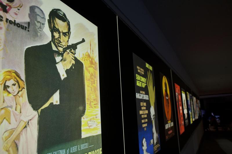 Negli hotel di James Bond