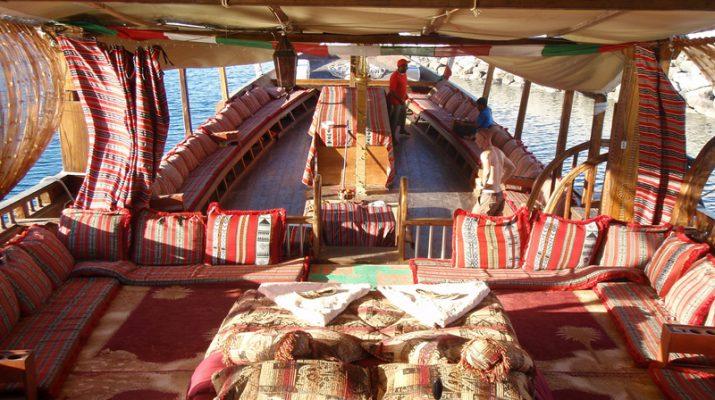 Foto Fiordi d'Arabia: penisola di Musandam in barca