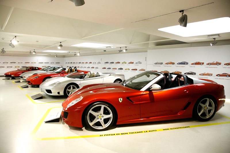 Musei dell'automobile: la top list