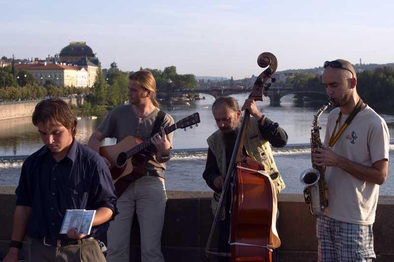 Le occasioni di Praga, città danzante
