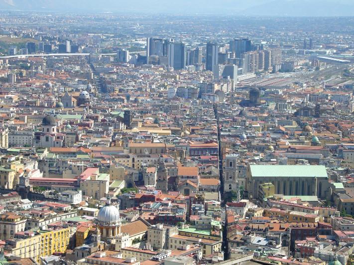 Top10 Patrimonio Unesco Italia: Napoli e i gioielli del centro storico