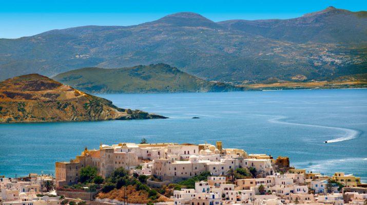 Foto Naxos, dove vive Madre Natura