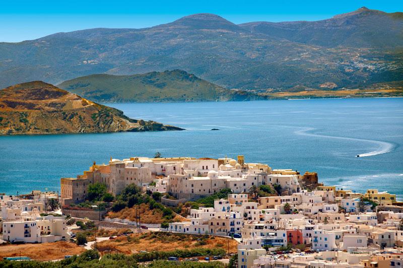 Naxos, dove vive Madre Natura