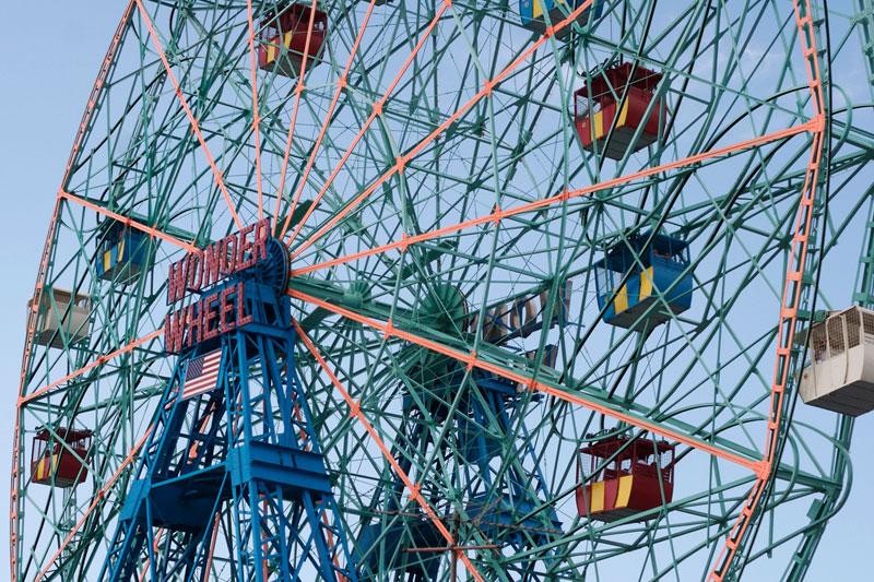 New York da brivido a Coney Island