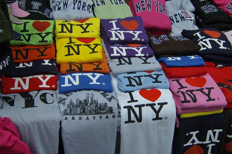 New York. I love shopping