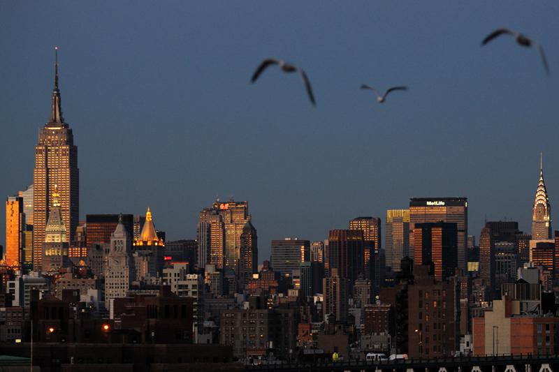 New York punta ai giovani, e per l'estate lancia il bike sharing