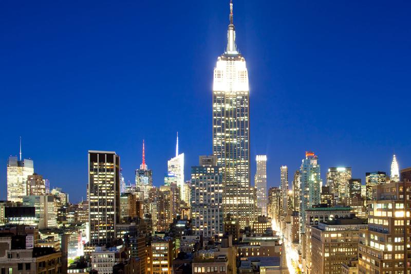 Caccia al fantasma, a New York