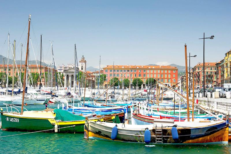 Costa Azzurra inedita: Nizza di fine anno