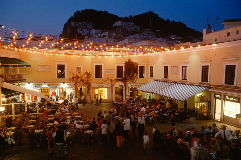 Capri: nobile e democratica