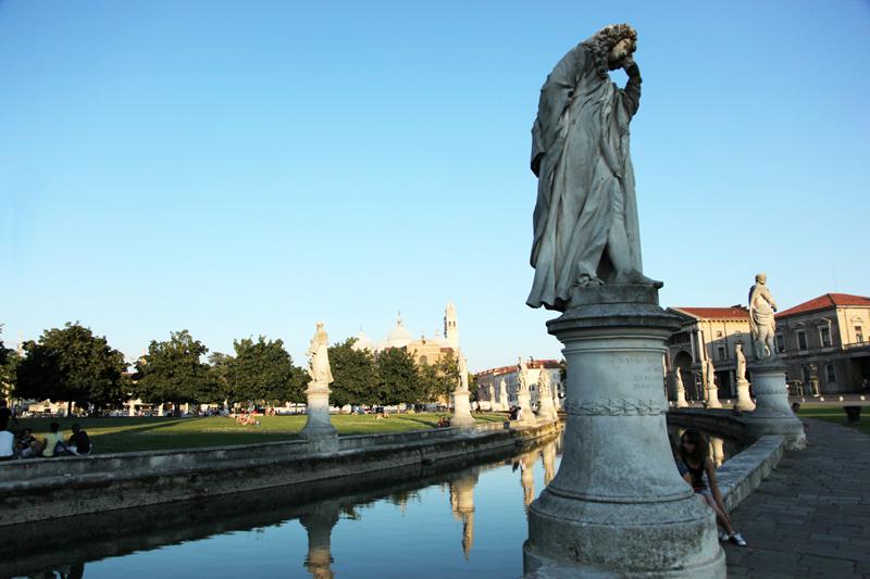 Padova inedita, quando la guida è un barcaiolo