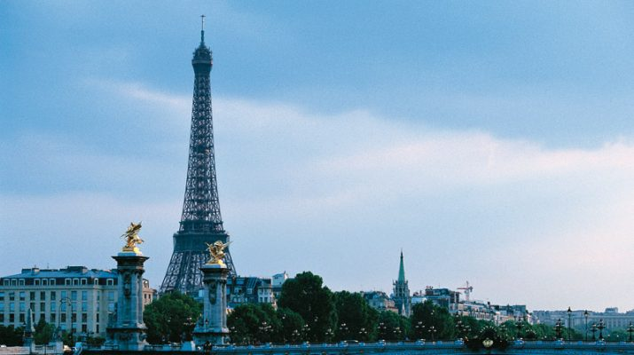 Foto 8 marzo: a Parigi con le amiche