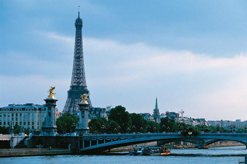 8 marzo: a Parigi con le amiche