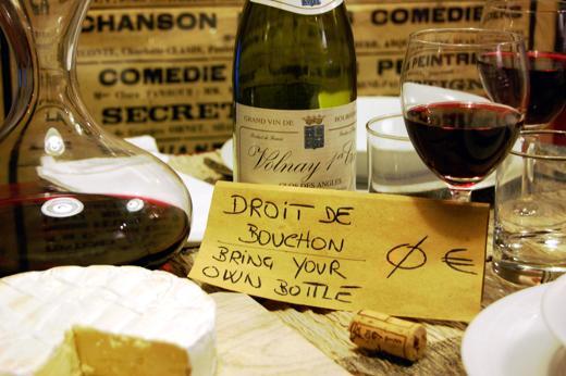 Foto La bottiglia la porto io: la novità anti-crisi dei bistrot di Parigi