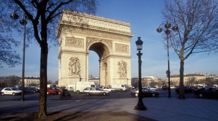 Foto 14 luglio a Parigi: la Francia più bella