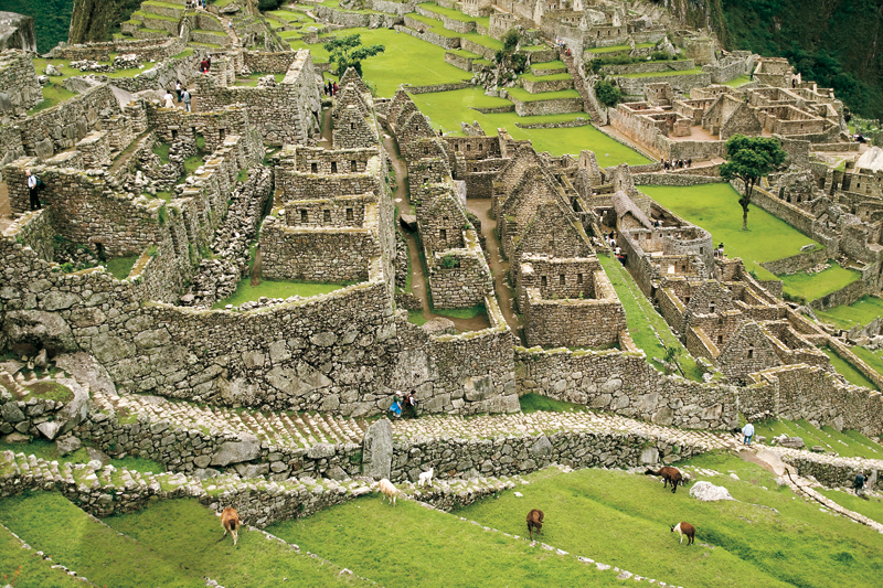 I cent?anni del Machu Picchu