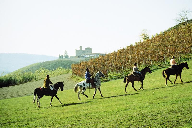 Estate in sella: l?Italia a cavallo