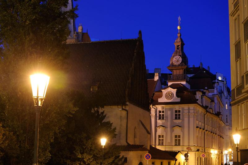 Il fascino misterioso Praga