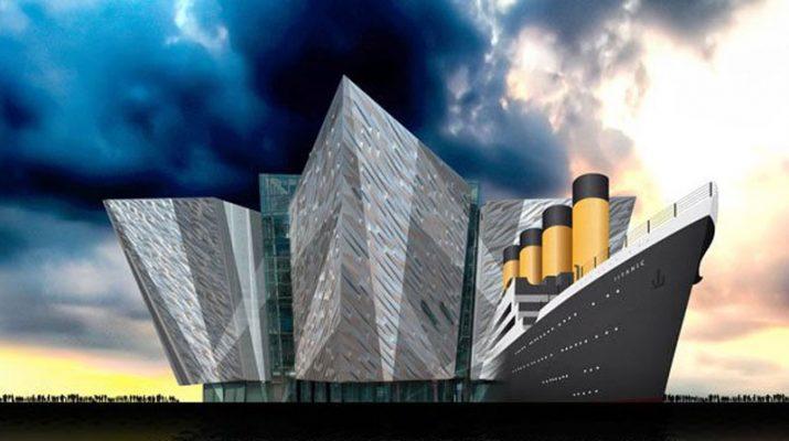 Foto A Belfast, sulla prua del Titanic