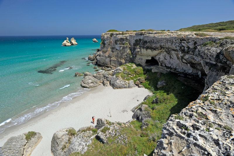 Puglia, fuga di fine estate