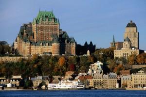 Québec City, Canada inaspettato