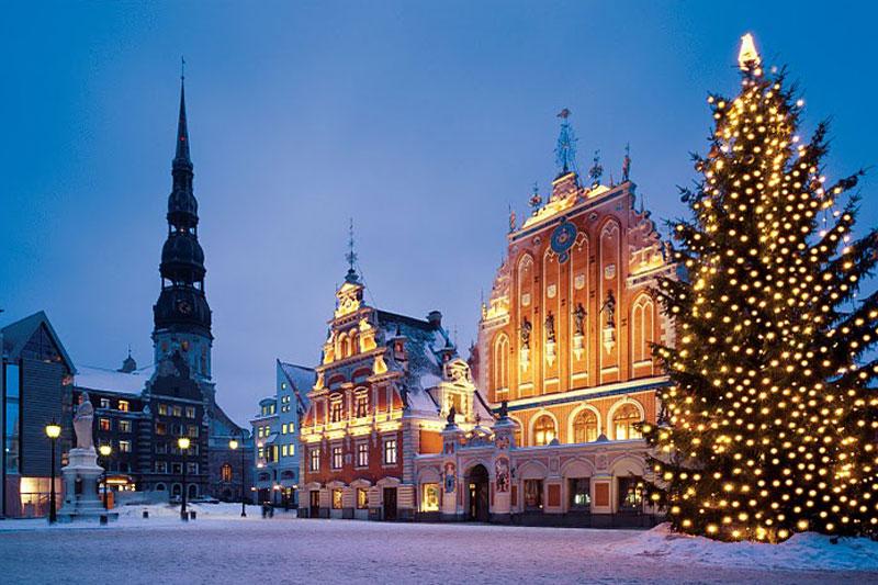 Lettonia: tutti in Riga