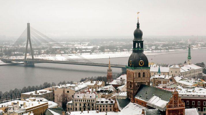 Foto Inverno baltico: vacanze a Riga, Vilnius, Tallin