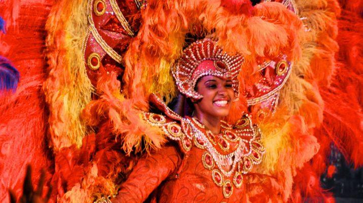 Foto Rio de Janeiro, tra i ballerini del Carnevale