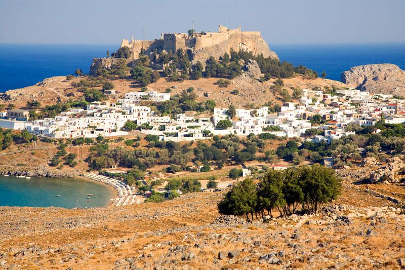 Voglia di Grecia: estate a Rodi
