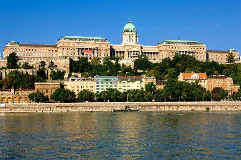 Festa di Primavera a Budapest