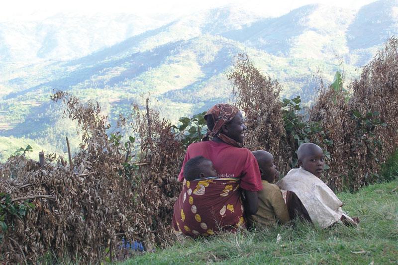 Ruanda e Tanzania: in volo