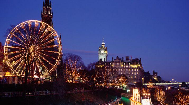 Foto Edimburgo: tutte le emozioni dell'inverno scozzese