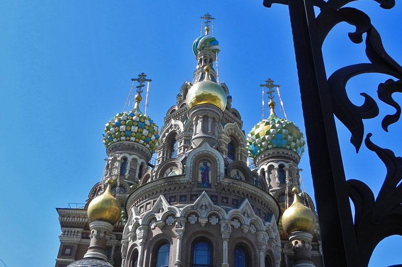 San Pietroburgo, sulle tracce della Russia degli zar