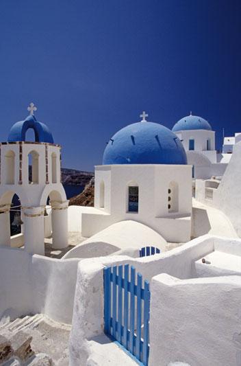Santorini, l'isola della luce, icona dell'Egeo