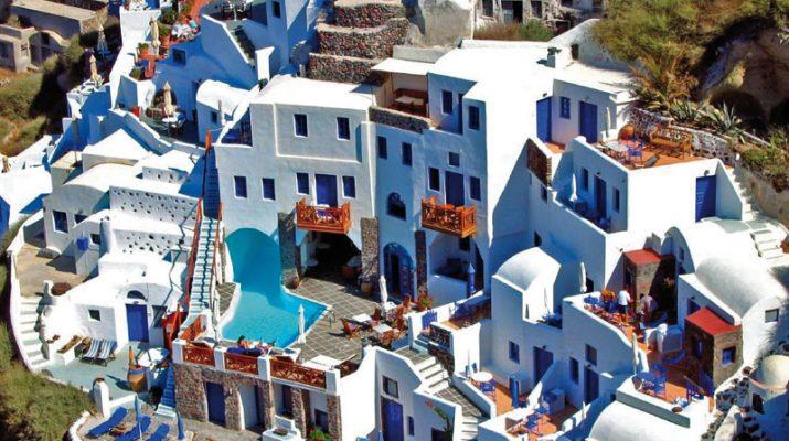 Foto Santorini, l'isola della luce
