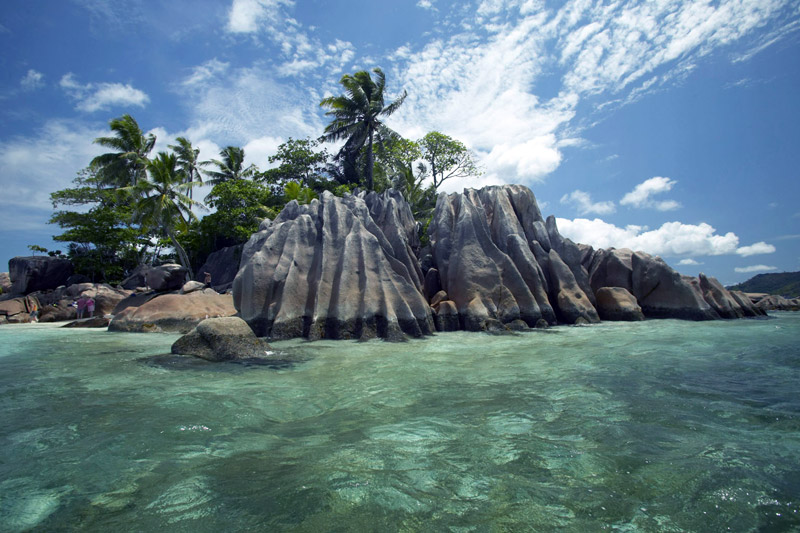 Seychelles, baie e foreste segrete