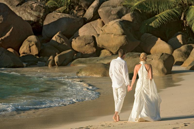 Matrimonio on the beach
