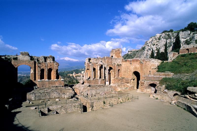 Taormina: è sempre tempo di mare