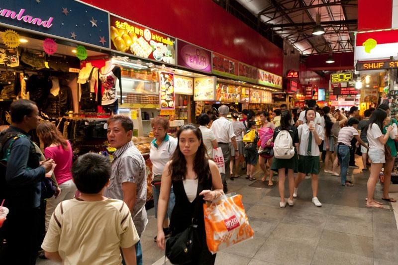 Singapore: city-break nel futuro