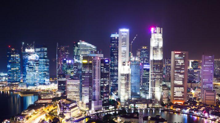 Foto Singapore: city-break nel futuro