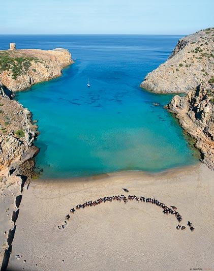 Sulcis-Iglesiente: mare-spettacolo tra Portixeddu e Portoscuso