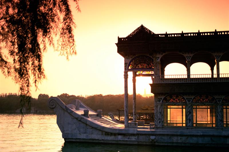 Foliage a Pechino